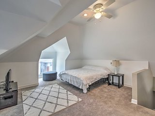 Remodeled Indianapolis Home, Mins to Downtown