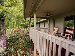 Blue Ridge Retreat-Mountain Splendor, Game Room, Close to Asheville & Black Moun