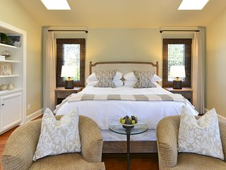Chester House - your 'escape' to Yountville!