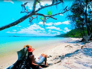 Fraser Island Villa: Quality & Comfort in Paradise