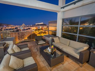 Fidalsa Penthouse Castle View