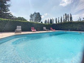 Villa piscine privee campagne d'Eygalieres