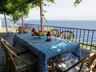 Zennova #1 Mount Athos & Sea View