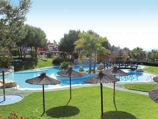 Amazing home in Gran Alacant/Santa Pol w/ Outdoor swimming pool, WiFi and 3 Bedr