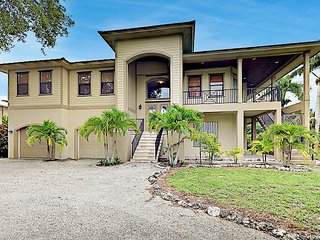 Immaculate 3BR Home on Imperial River w/ Private Dock – Near Bonita Beach