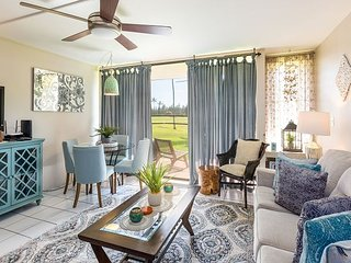 Stylish & Updated Golf Course Condo w/ 3 Pools, Minutes from Turtle Bay Beach