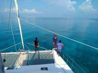 Catamaran cruise Horizon One