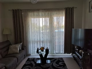 Luxury One-Bed Apartment in Barking