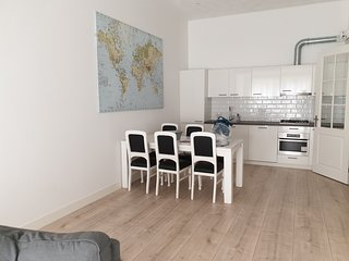 Brand new Waffle appartment 5 mins from citycenter