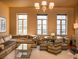 Stunning Duplex on Madison Ave, Private Terrace
