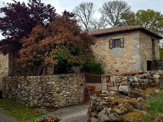 Casa Roja - Casa rural en Ribeira Sacra