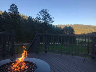 Unbeatable Location Deluxe Family Cabin on 15 acres borders Custer State Park