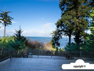 3720 Sunset - EAGLES NEST: Ocean Front on Tillamook Head