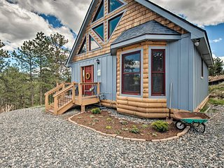 Cabin w/ Porch - 1.8 Mi. to Downtown Evergreen!