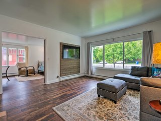 Modern Ogden Apt - Near Snowbasin & Powder Mtn!