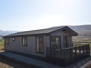 75068 Log Cabin situated in Isle of Skye