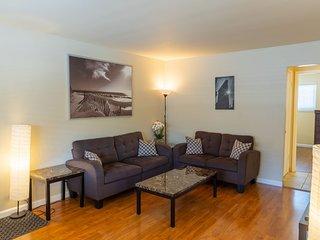 ★ Spacious 2-Bedroom near Silicon Valley ★