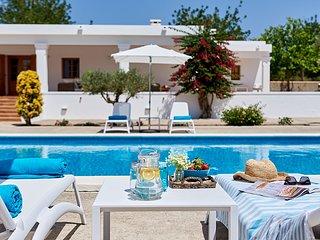 Casa con isicna en Santa Gertrudis (Ibiza)