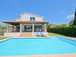 CAMAMILA - Modern house with swimming pool in Bonaire - Alcúdia