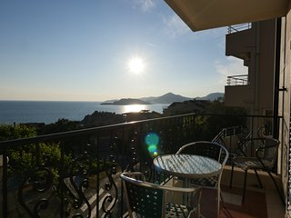 Superior Apartment with Sea Views of  Sveti Stefan