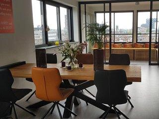 ** Luxury Loft Apartment ** near city centre of Rotterdam