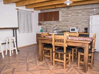 Cabana para 5 personas en San Martin de los Andes