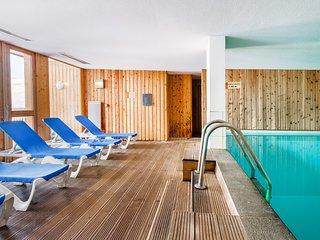 Super endroit ! Studio charmant avec acces piscine et sauna