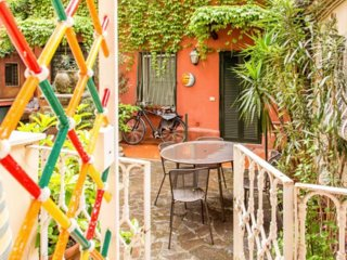 Amazing studio with garden & Wifi