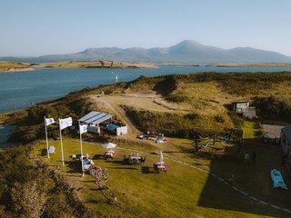 Collanmore Island Lodge Westport