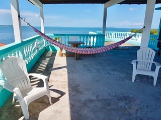 See Belize Sea View TRANQUIL 1-Bedroom Vacation Rental