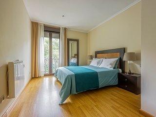 Apartamentos El Valle (El Mirador), Lobios Ourense, España