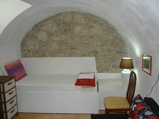 Bio-climatic Cave Studio with private terrace