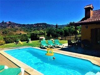 Ca'Chispita, acogedora casa rural con piscina climatizada