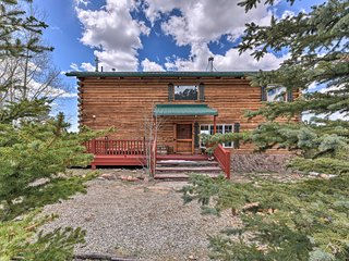 Cotopaxi Cabin w/Mtn Views, Mins to AR River