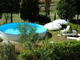 Rocca d'Orcia Villa Sleeps 4 with Pool and WiFi - 5247795
