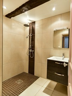 'niveau 0' : salle de bain