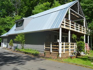 Ox Glen Coach House, Upstaris, A Mountain Retreat Near Blue Ridge Parkway