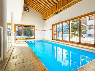 Appartement abordable et cosy avec balcon/terrasse | Accès piscine