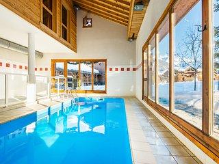 Chalet duplex classique et sympa | A 400m des commerces, accès piscine