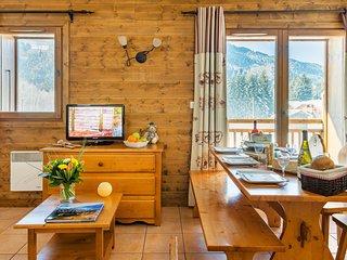 Appartement sympa et au calme | Accès piscine + sauna
