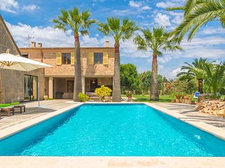 FINCA PALMERA - Villa for 8 people in Ses Salines