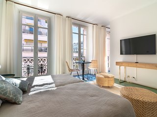 La Guitare 31 - Nice, modern studio in center of Cannes, right behind Grand Hote