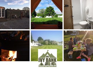 Ivy bank campsite and Glamping