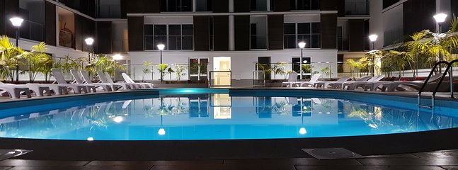 Pool - 5 minutes drive distance