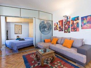 Luminoso appartamento Quadrilatero Romano