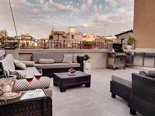 Bernini • Luxury Design Apt with 3 Terraces