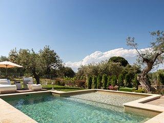 Five senses luxury villas Vourvourou