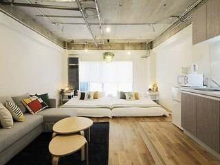 202 : Bright Modern Apt Close to Peace Park 6ppl