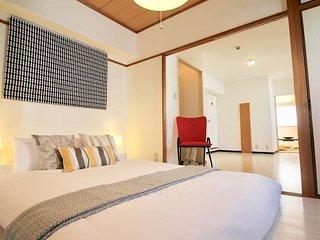 30 sec PeacePark & Museum 2BR apartment