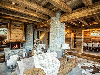 Large Luxury Chalet in Valtournenche mins to Cervinia ski to Zermatt